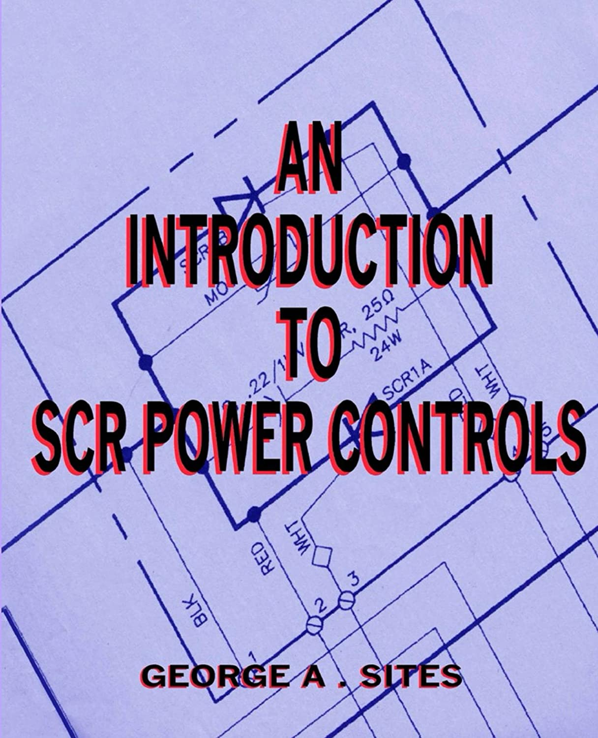 Control Device With Zero As Well Scr Control Circuit Schematic