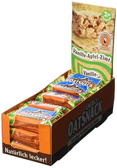 154ca3d84a Best Body Davina Oat Snack Riegel Barretta Banana-Cioccolato - 1 Prodotto:  Amazon.it: Salute e cura della persona
