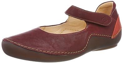 4be9885d9c203f Think! Damen Kapsl 282060 Riemchenballerinas  Amazon.de  Schuhe ...