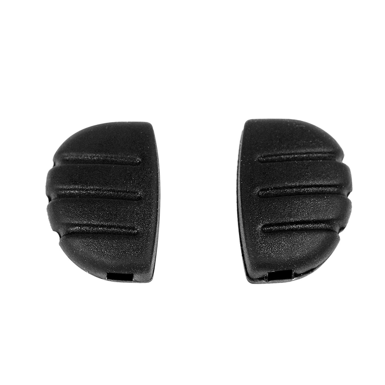 1 Pair Prada Nose Pads Replacement Silicone Screw In Nose