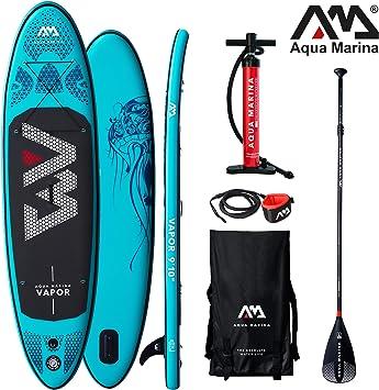 Aqua Marina Vapor - Tabla de Surf Hinchable: Amazon.es: Deportes y ...