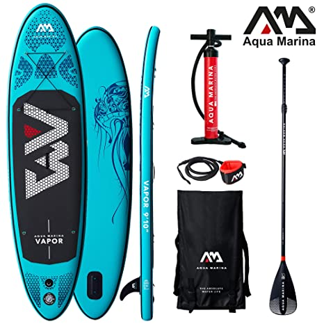 Aqua Marina Vapor - Tabla de Surf Hinchable: Amazon.es: Deportes y ...
