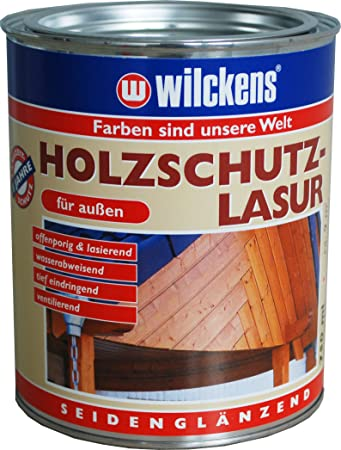 Sehr Wilckens Holzschutzlasur, kiefer, 5,0 Liter 16719700090: Amazon.de QW29