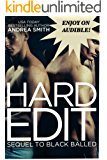 Hard Edit: M/M Romantic Comedy (Black Balled Series Book 3)