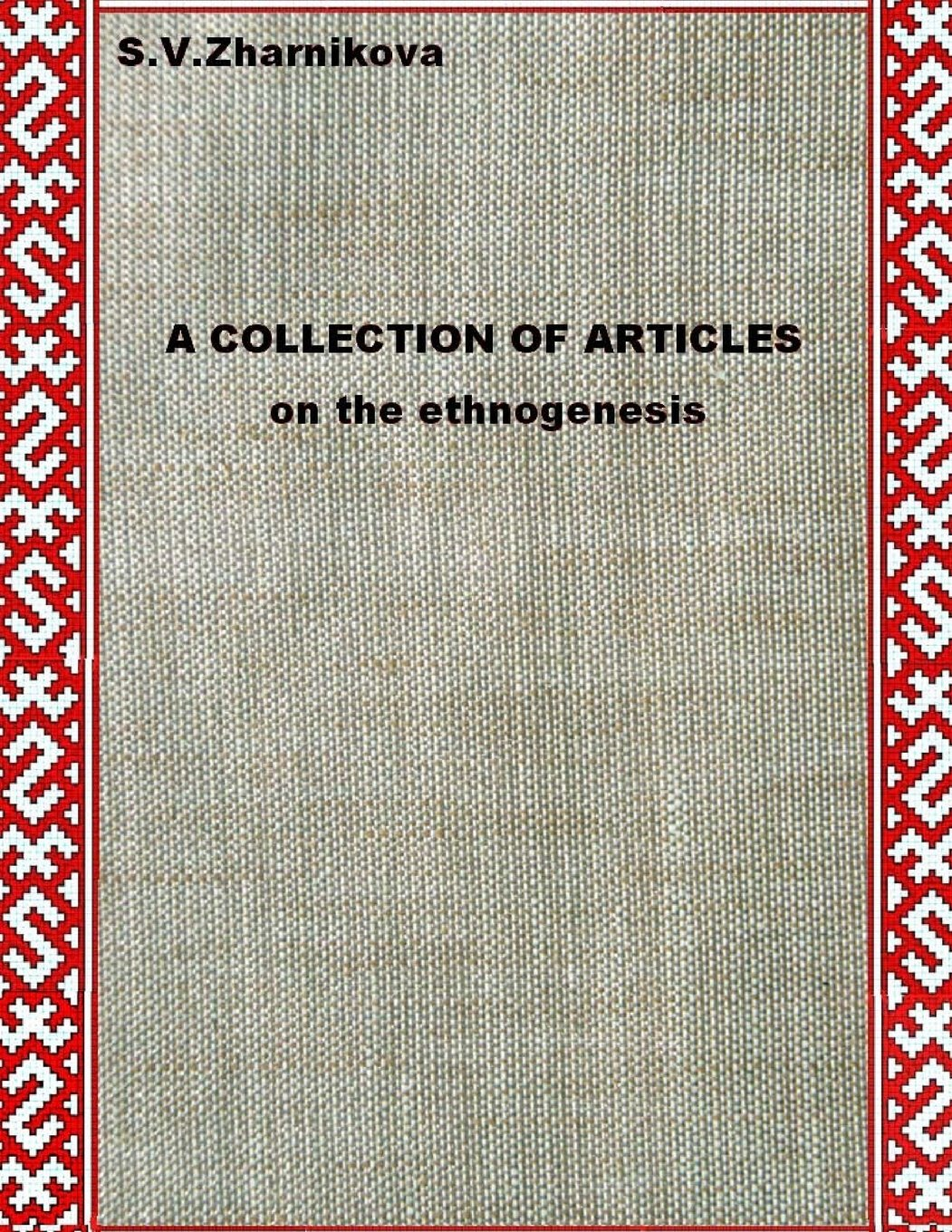 Download A Collection of articles: on the ethnogenesis pdf