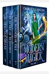 Modern Magick, Volume 3: Books 7-9 (Modern Magick Collected) Kindle Edition