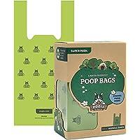 Pogi's Poop Bags - 300 Bags with Easy-Tie Handles - Large, Earth-Friendly, Leak-Proof Pet Waste Bags