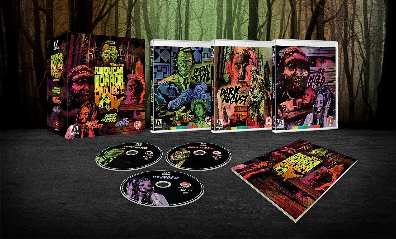 American Horror Project Vol. 2 Limited Edition Reino Unido ...