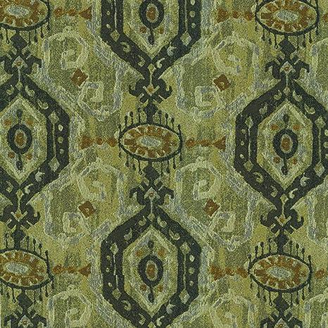 Amazon.com: Tela para tapicería Mesquite Brown IKAT tejida ...