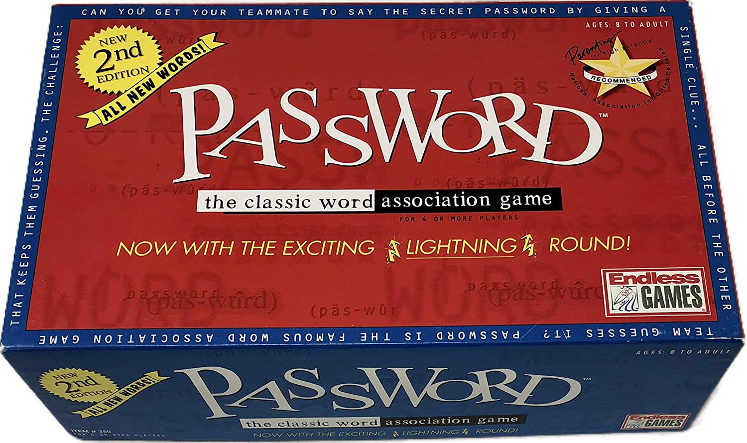 Password, 2nd Edition by Endless Games: Amazon.es: Juguetes y juegos