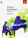 Piano Exam Pieces 2015 & 2016, Grade 5: Selected from the 2015 & 2016 Syllabus (ABRSM Exam Pieces)