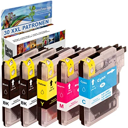 Cartuchos de tinta Spetan compatibles con Brother LC985BK ...