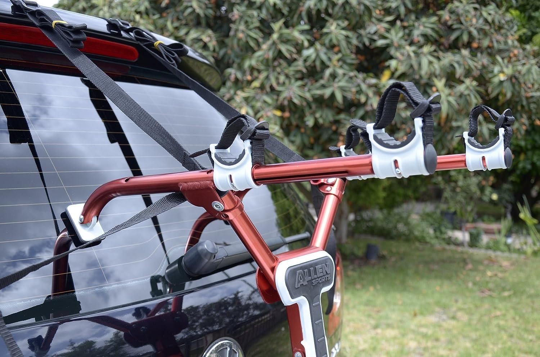 Allen Sports Aluminum Folding 2 Bike Rack