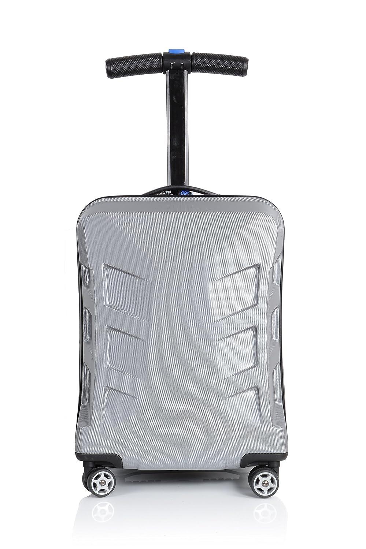20 inch unisex multifuncional patinete vertical de viaje ...