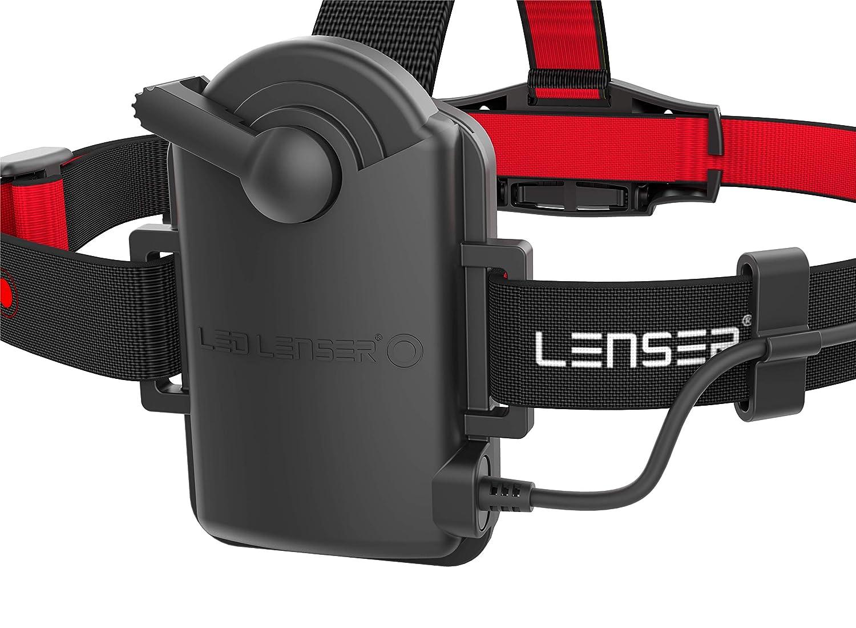 Black Red Ledlenser H6R