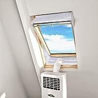 HOOMEE Centraal Pivot Dakraam Afdichting Set voor Mobiele Airconditioning en Wasdrogers - Werkt met Elke Mobiele…