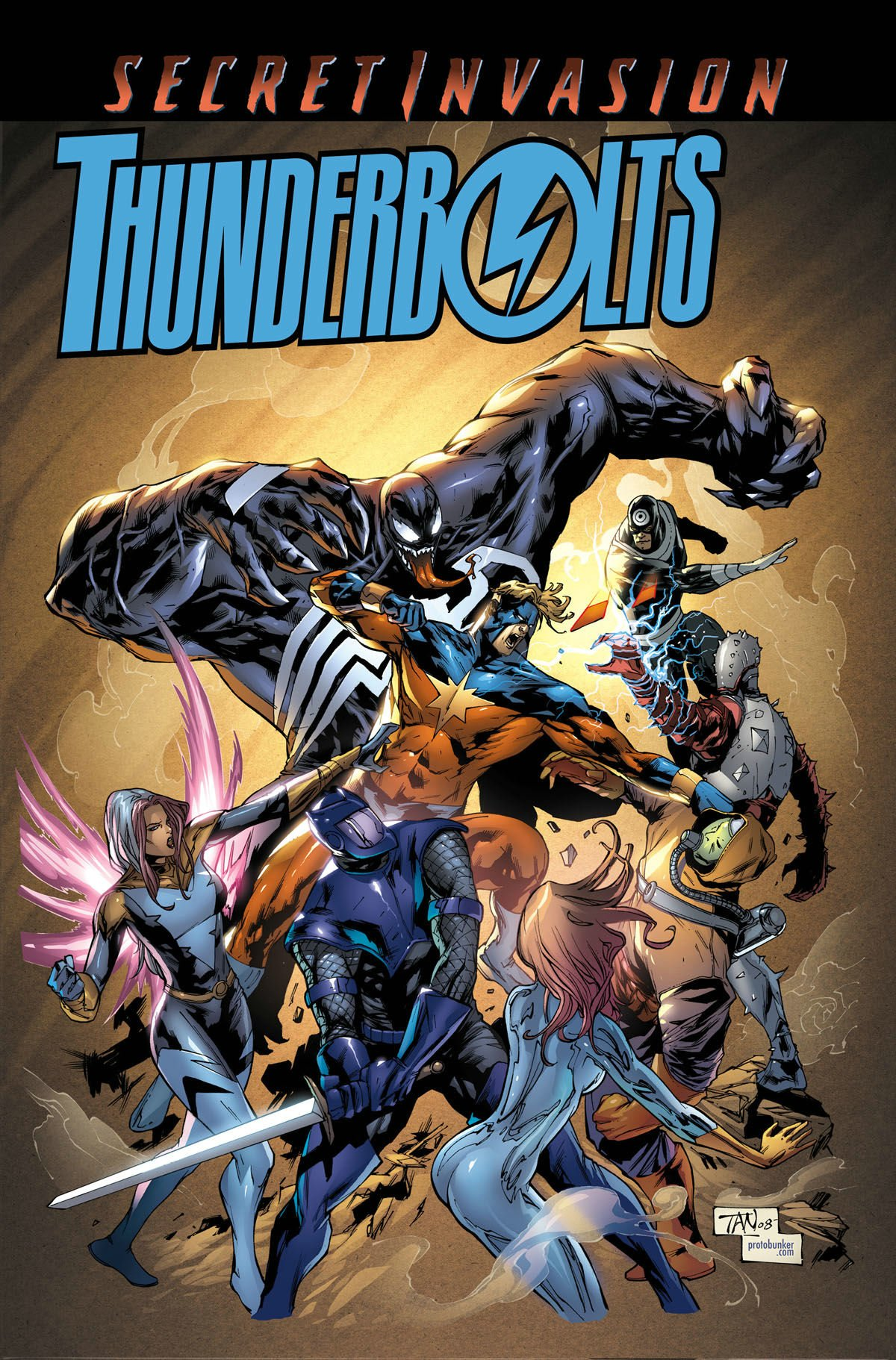 Thunderbolts, Vol. 3: Secret Invasion (v. 3) ebook