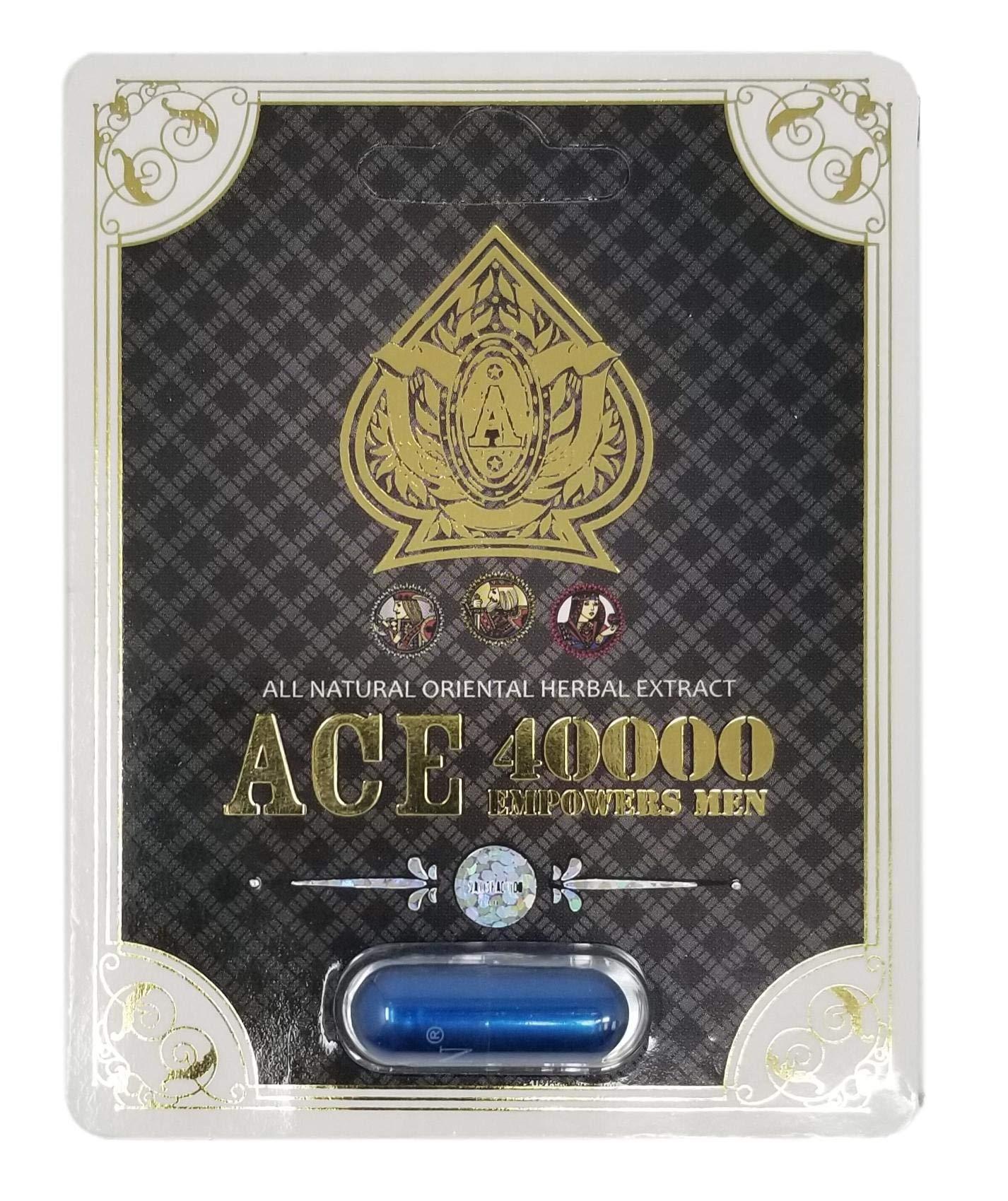 New Burro EN Primavera 30000 (10 Pack) All Natural Male Enhancement Sex Pills Increase Libido Stamina Energy Booster w/Bonus Royal Ace 40000 (1 Pill) by FunThingsForMe
