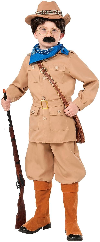 Forum Novelties Theodore Roosevelt Costume, Medium