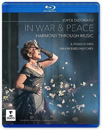 97881ca3746 Amazon.com  In War and Peace - Harmony Through Music (Blu-ray ...