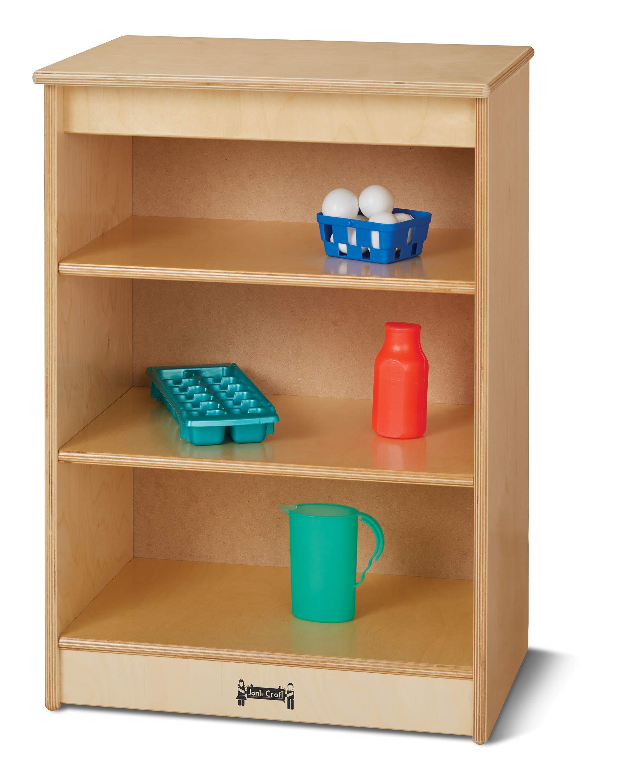 Jonti-Craft 2430JC Toddler Kitchen Refrigerator
