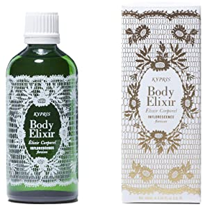 KYPRIS - Natural Body Elixir: Inflorescence (3.38 oz | 100 ml)