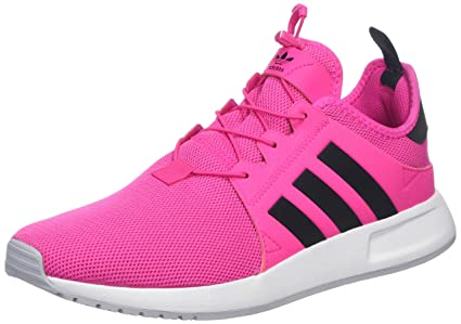 93a95500d68ff adidas Trainers, Pink/Black/White, 10.5
