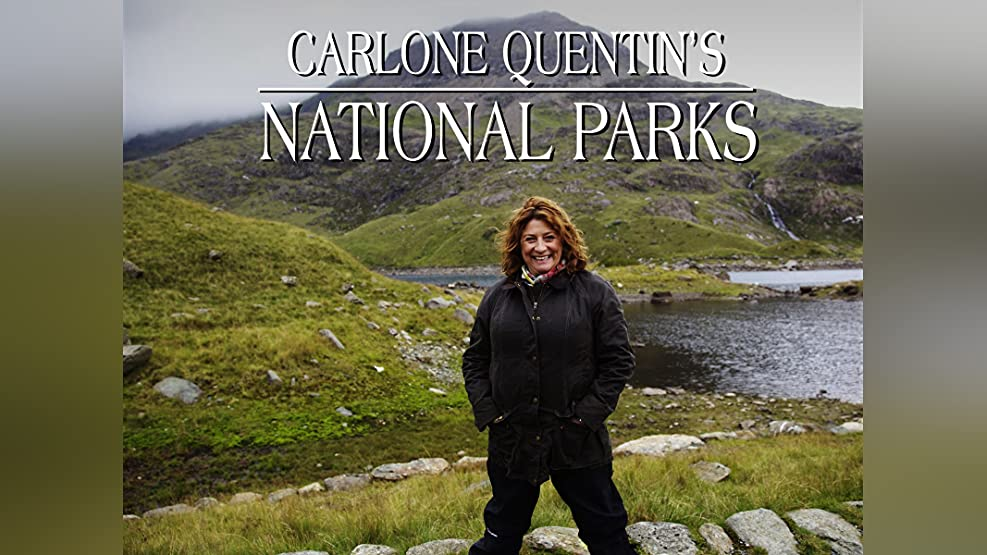 Caroline Quentin's Great National Parks, Season 1