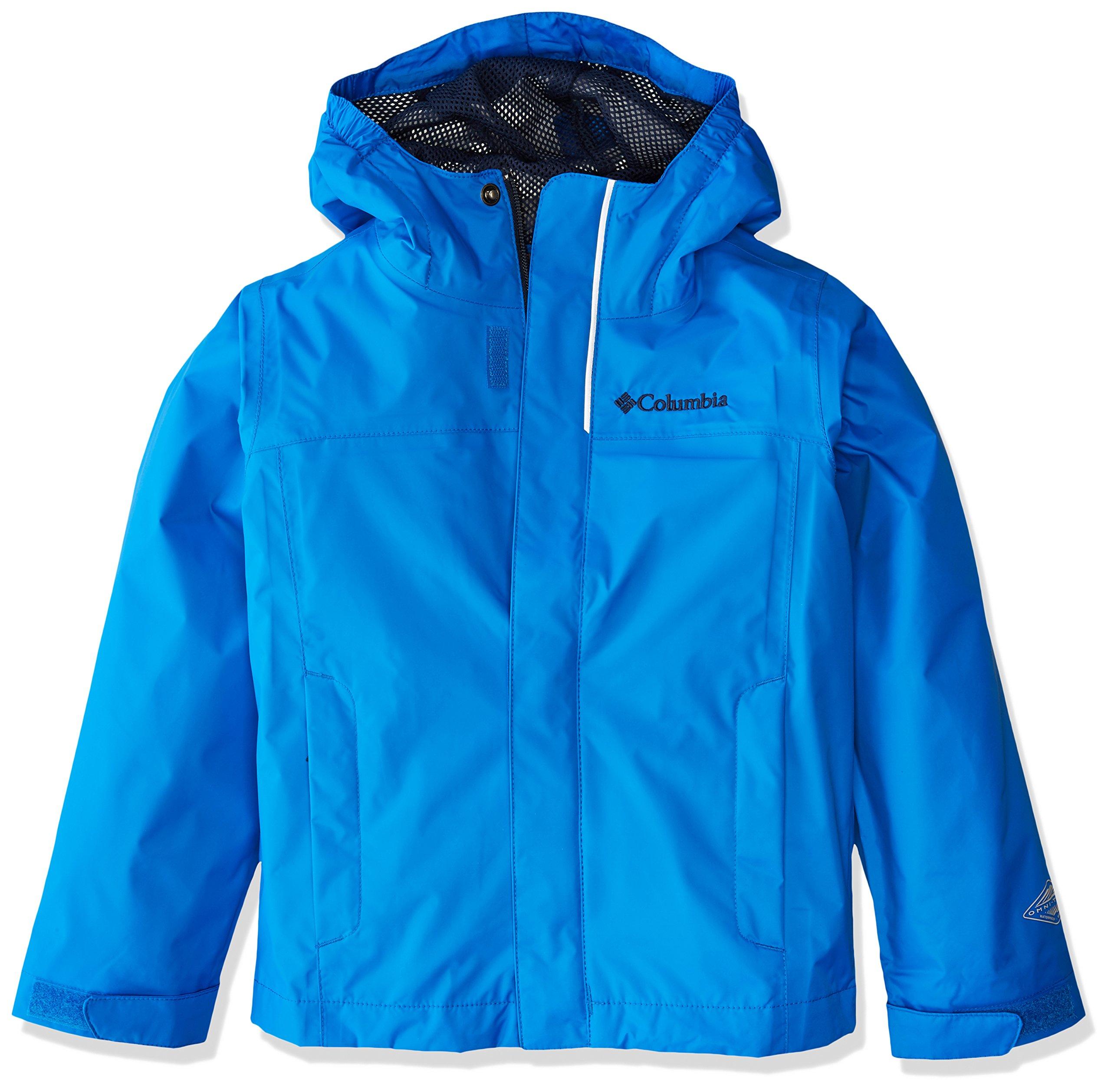Columbia Big Boys' Watertight Jacket, Super Blue, XL