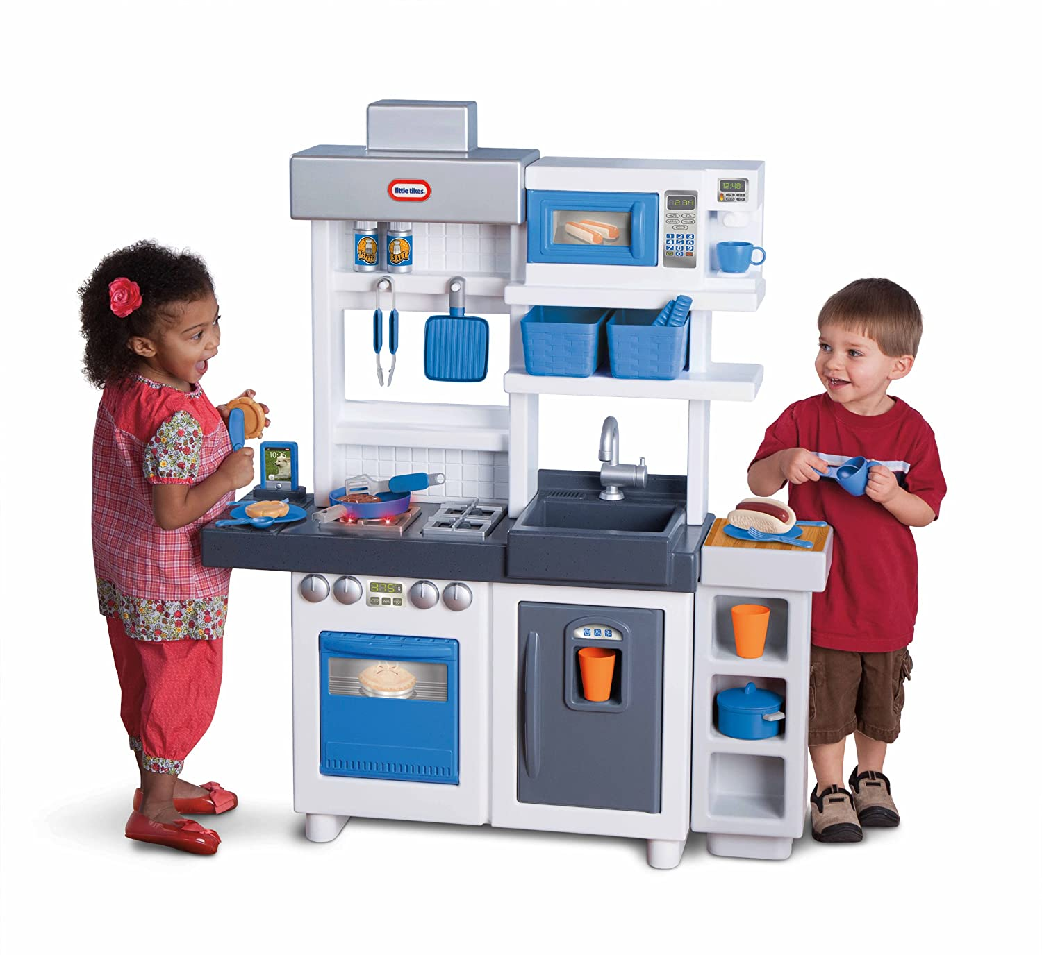 Amazon Com Little Tikes Ultimate Cook Kitchen Toys Games