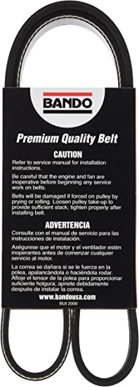 Bando 6PK2460 OEM Quality Serpentine Belt