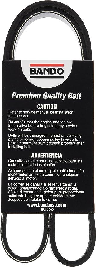 Drive Fan Genuine Gates Auxiliary Belt Multi Rib 3PK738