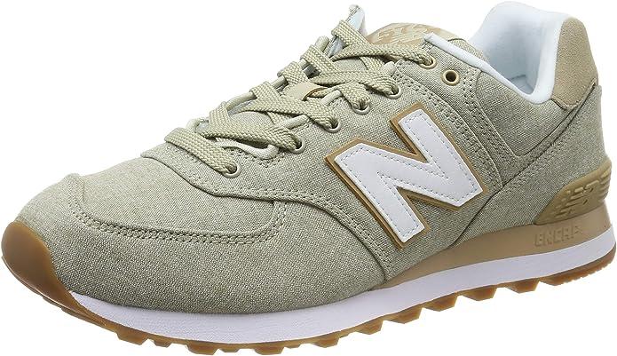 New Balance 574v2 Sneakers Herren Grün