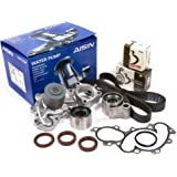 Evergreen TBK271WPA2 Compatible With Toyota Pickup 3.4 DOHC 5VZFE Timing Belt Kit AISIN Water Pump