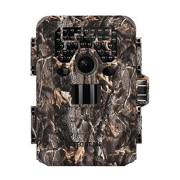 Tec.Bean Cámara Trampa HD de vigilancia y Caza 12 MP 1080P HD con ...