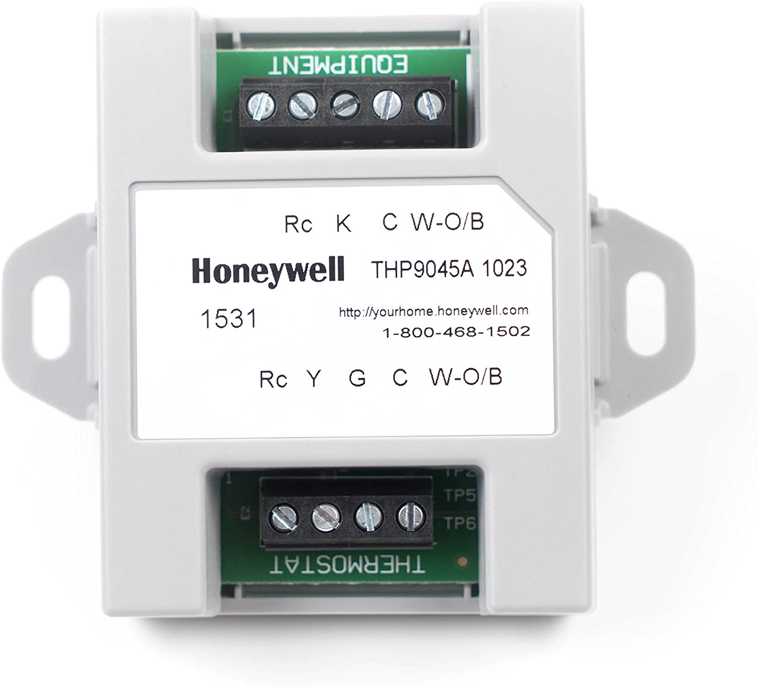 Honeywell THP9045A1023 Wiresaver Wiring Module for Thermostat