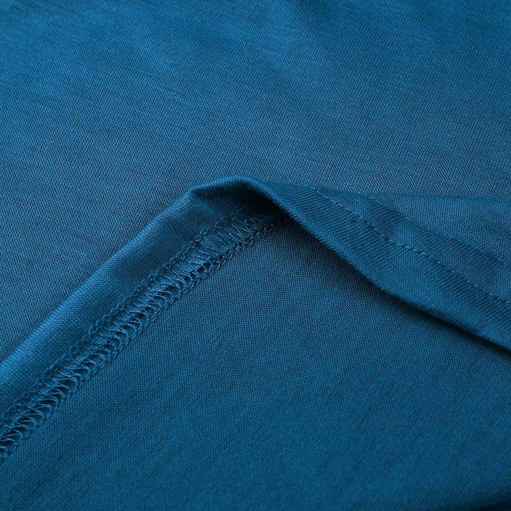 Womens Maternity Layered Nursing Tops Solid Short Sleeve Henley V Neck T-Shirts Breastfeeding Blouse