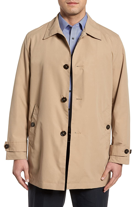 [コールハーン] メンズ ジャケットブルゾン Cole Haan Signature Raincoat [並行輸入品] B07BMRD9LM Large