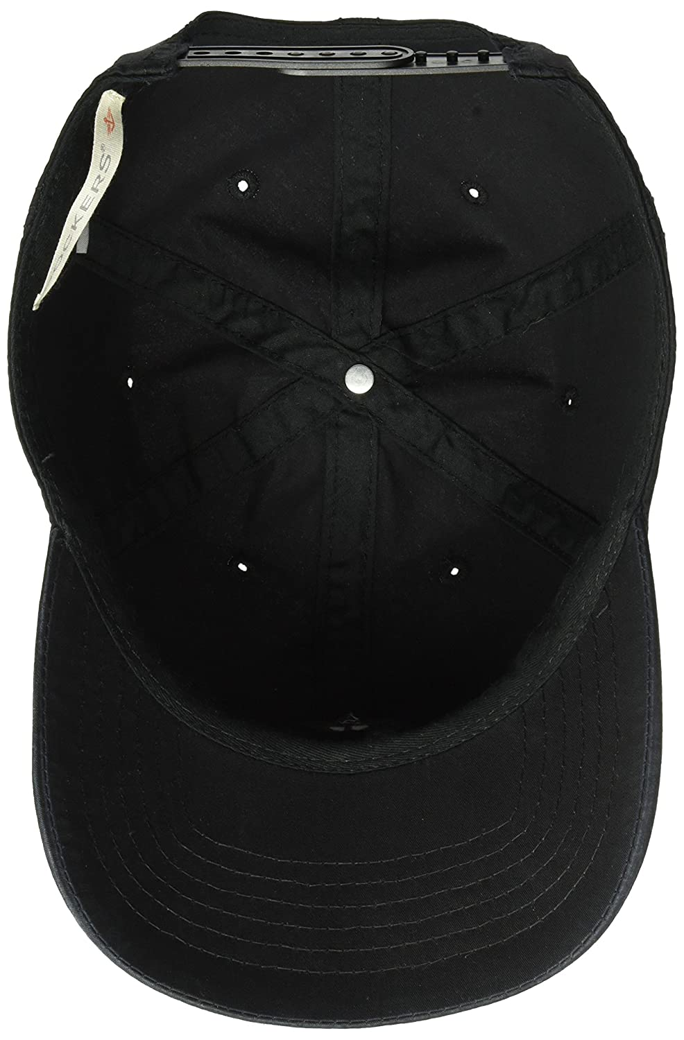 ea44e52d3c Dockers mens core tonal embroidered logo dad baseball hat black one size at  amazon mens clothing