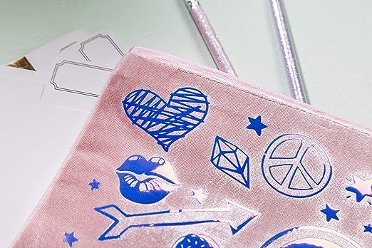 Blue 12X48 Cricut Party Foil
