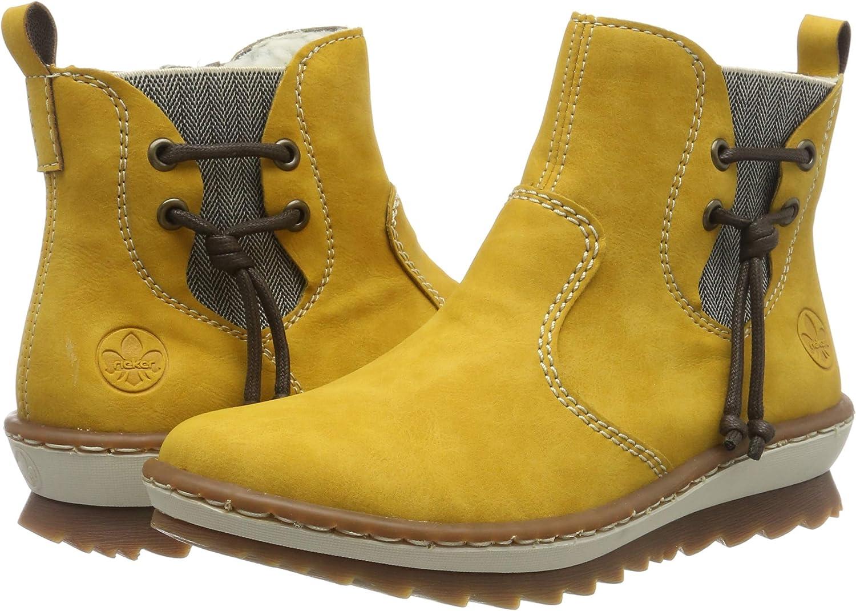 Rieker Damen Z8691 Chelsea Boots