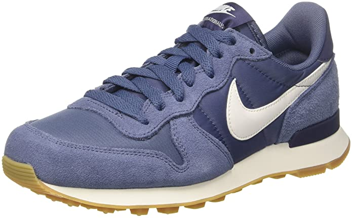 Nike Internationalist Sneakers Damen Blau (Diffused Blue)
