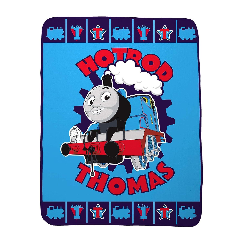 "Franco Kids Bedding Super Soft Plush Throw, 46"" x 60"", Thomas and Friends"