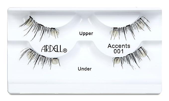 c1891a672ac Ardell Ciglia Finte Magnetiche Accents 001-1 Paio: Amazon.it: Bellezza