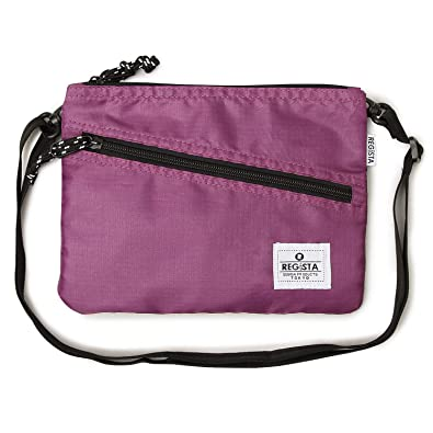 773d0126cb52 REGiSTA レジスタ サコッシュ バッグ ショルダー メンズ 斜め掛け メンズ カジュアル デイリーユース 旅行 鞄 軽い 人気