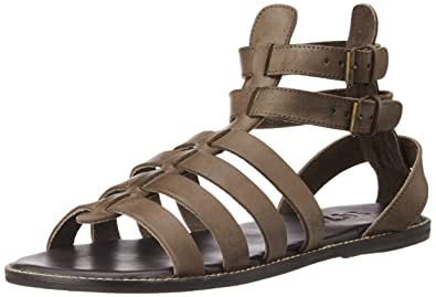 f7083b68e83 ESTD.1977 Men s 5811 Brown Leather Sandals and Floaters - 11 UK India (