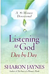 Listening to God Day by Day: A 15-Minute Devotional Kindle Edition