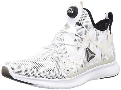 Reebok Men's WhiteBlack Running Shoes 9 UKIndia (43 EU