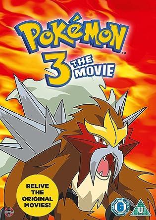 Pokemon The Movie 3 Spell Of The Unown Region 2 Amazon Ca Dvd