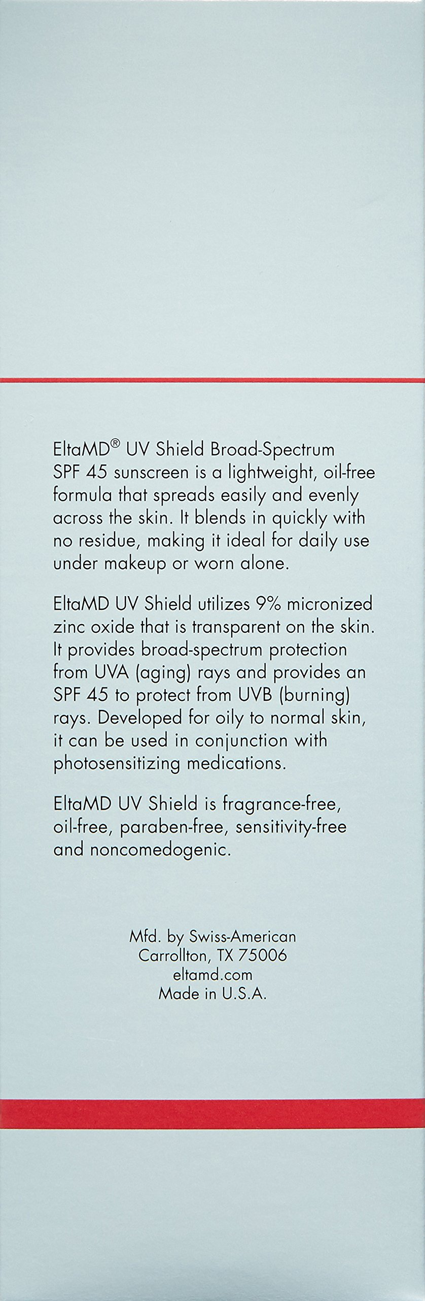 EltaMD UV Lotion Sunscreen Broad-Spectrum SPF 30+, 7 oz by ELTA MD (Image #4)